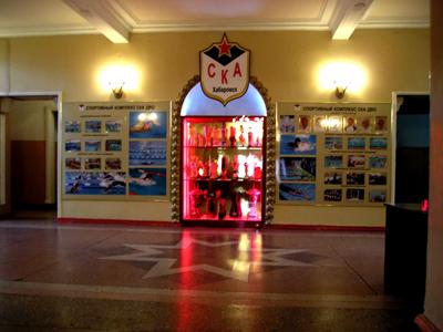 Работа студии Рекламная мастерская (Хабаровск) - Оформление интерьера стендами